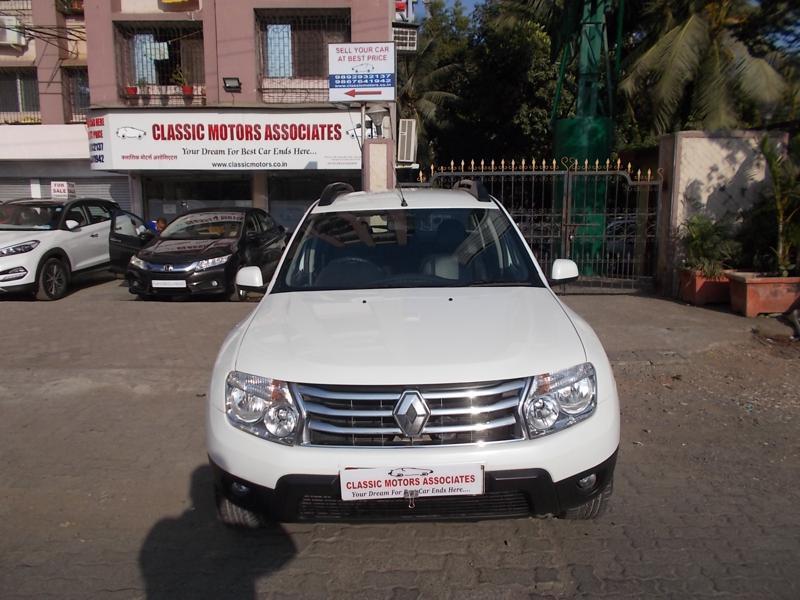 Used 2014 Renault Duster Car In Mumbai