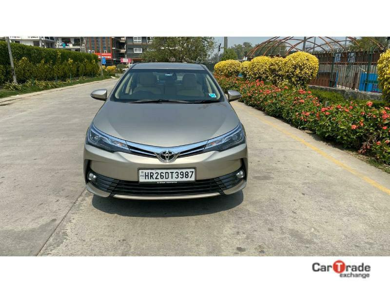 Used 2018 Toyota Corolla Altis Car In Gurgaon