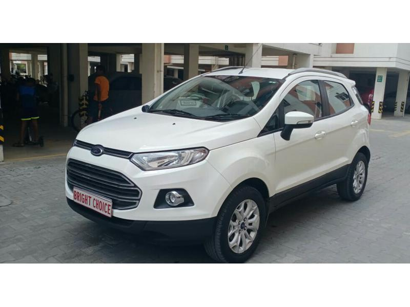 Used 2016 Ford EcoSport Car In Chennai