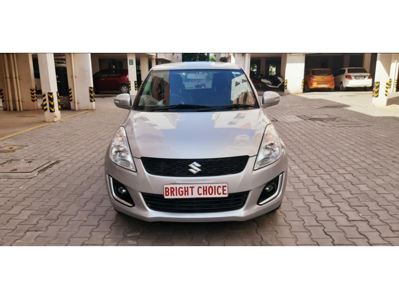 Used 2017 Maruti Suzuki Swift Car In Chennai
