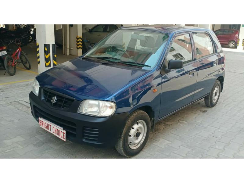 Used 2010 Maruti Suzuki Alto Car In Chennai