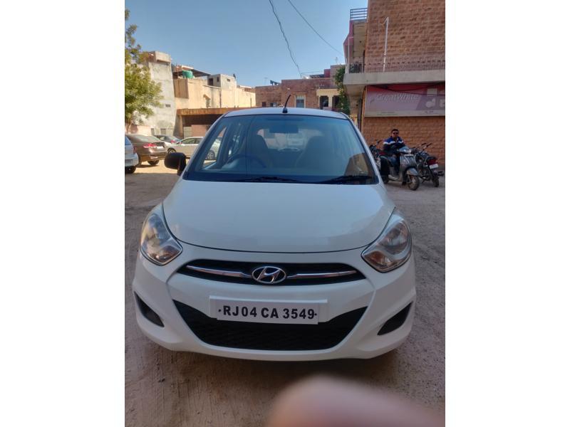 Used 2012 Hyundai i10 Car In Jodhpur