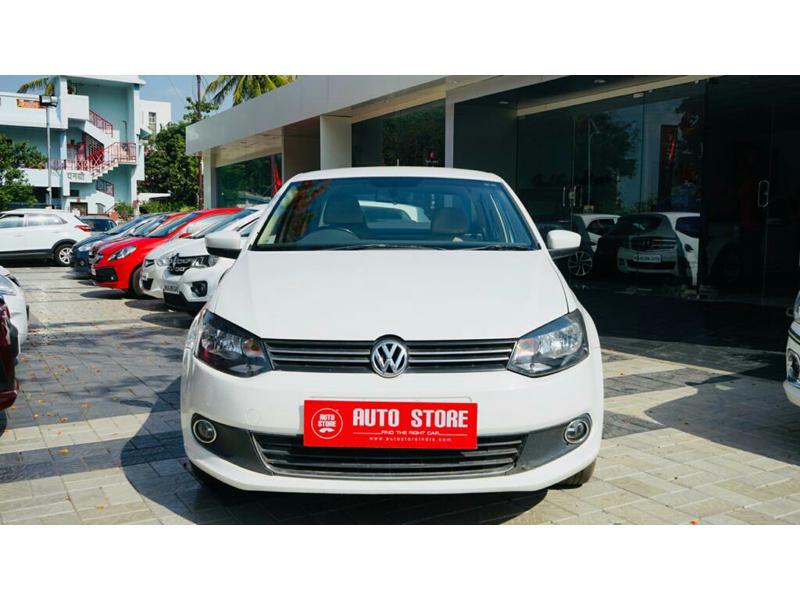 Used 2014 Volkswagen Vento Car In Nashik