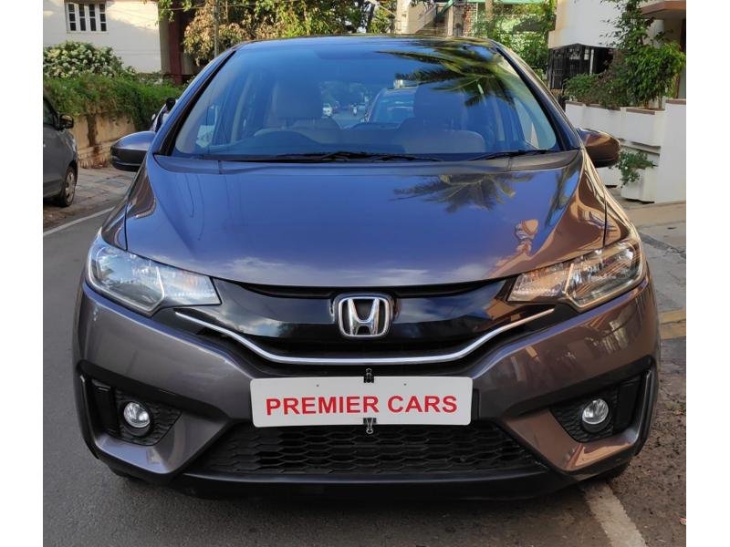 Used 2017 Honda Jazz Car In Bangalore