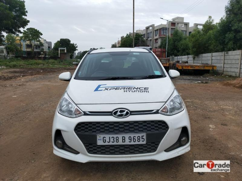 Used 2018 Hyundai Grand i10 Car In Ahmedabad