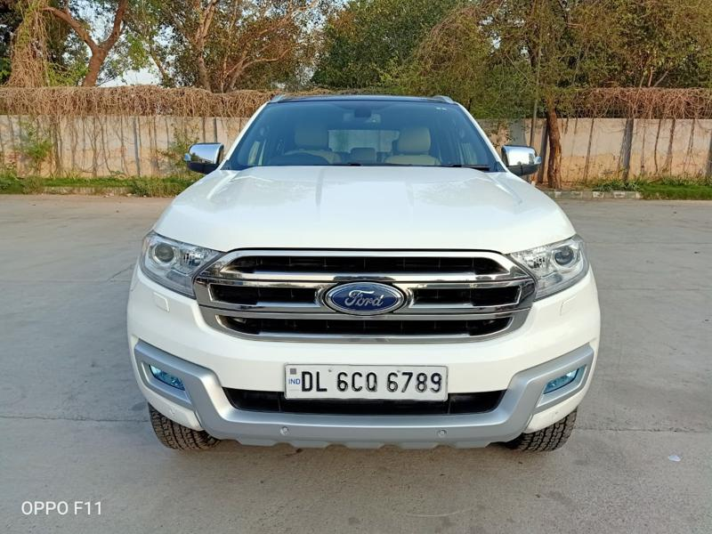 Used 2016 Ford Endeavour Car In Ghaziabad