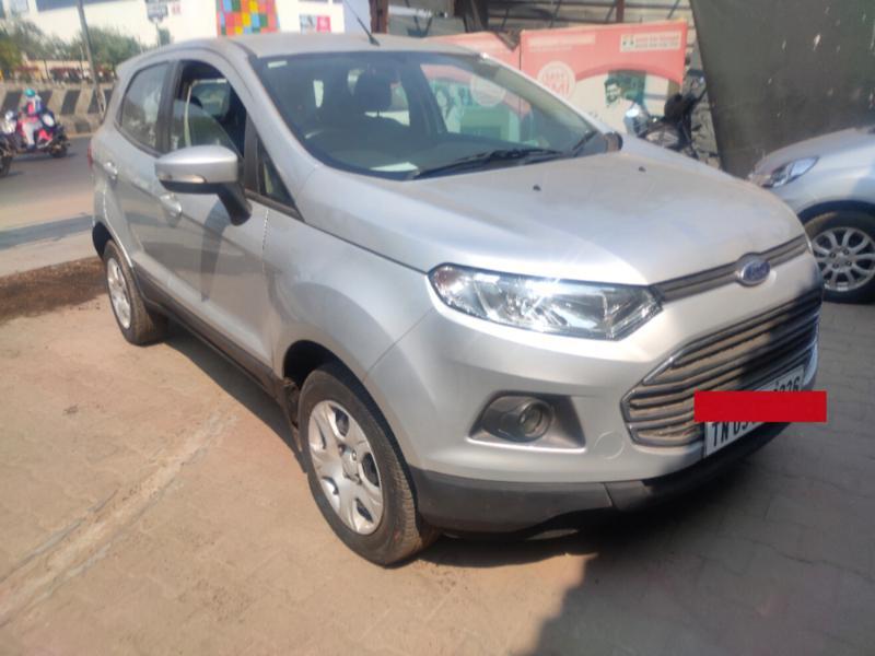 Used 2017 Ford EcoSport Car In Chennai
