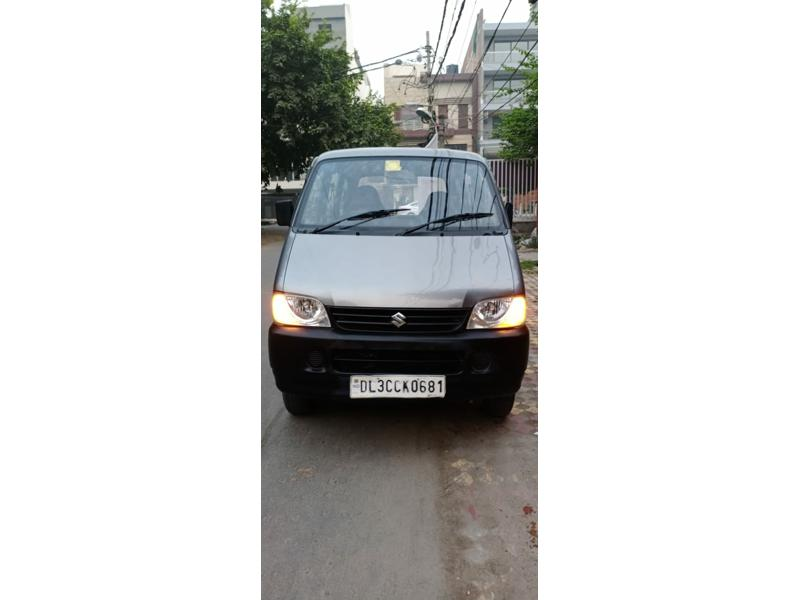 Used 2015 Maruti Suzuki Eeco Car In New Delhi