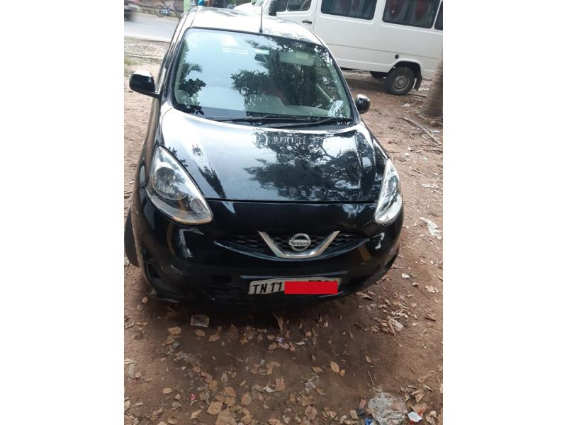 Used 2014 Nissan Micra Car In Chennai