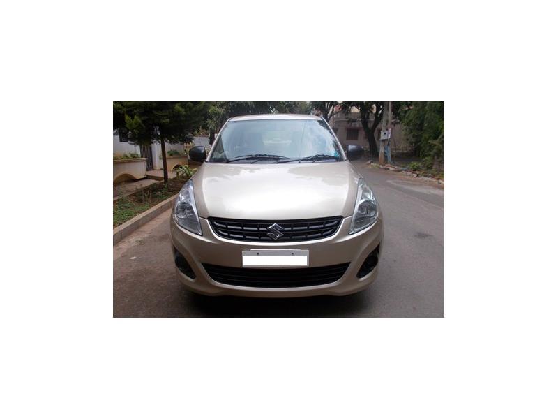 Used 2014 Maruti Suzuki Swift Dzire Car In Bangalore