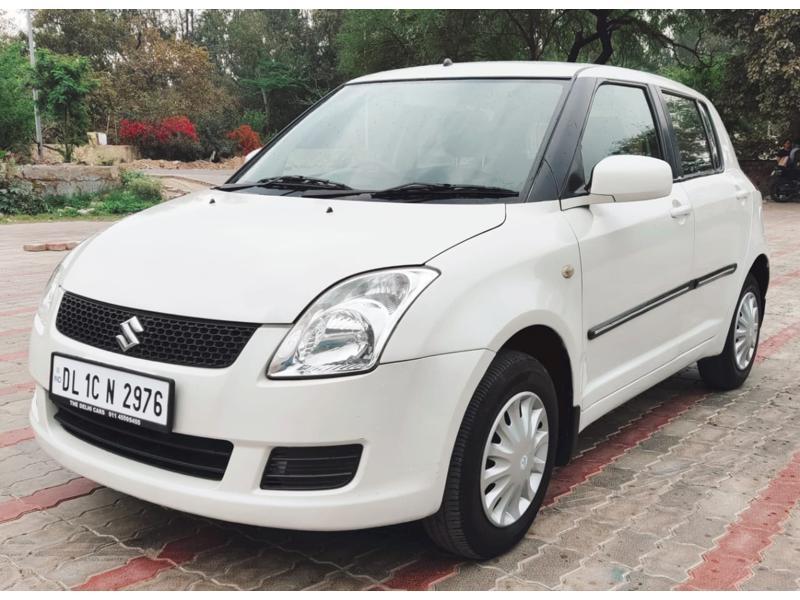 Used 2011 Maruti Suzuki Swift Car In New Delhi