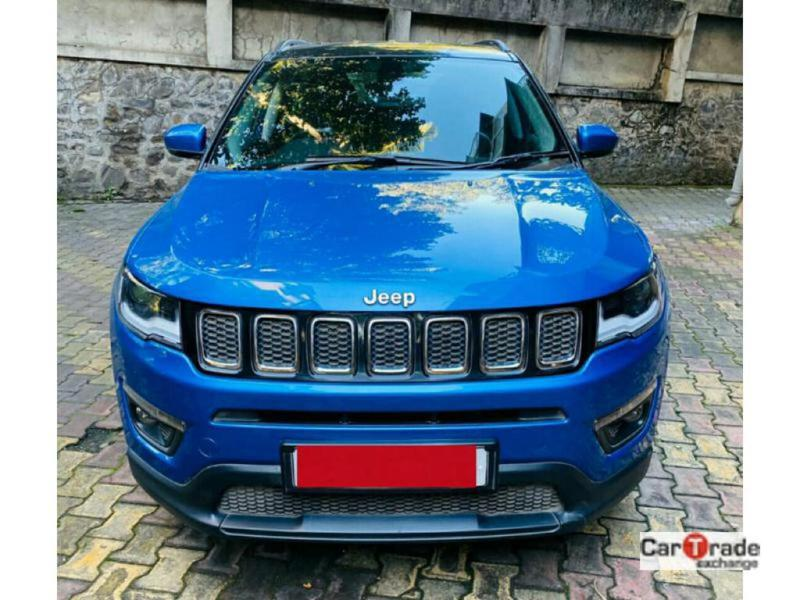 Used 2018 Jeep Compass Car In Pune