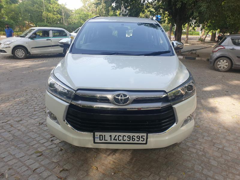 Used 2016 Toyota Innova Crysta Car In Ghaziabad