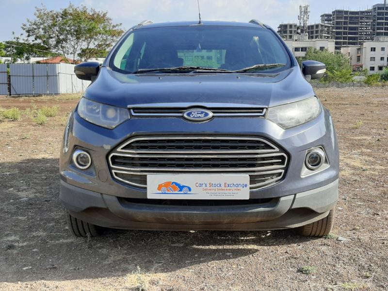 Used 2014 Ford EcoSport Car In Nashik