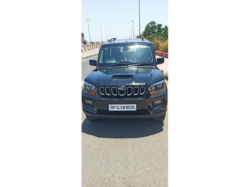 Used 2016 Mahindra Scorpio Car In Gurgaon
