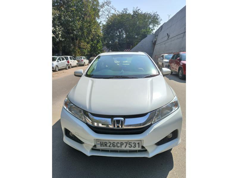 Used 2015 Honda City Car In Gurgaon