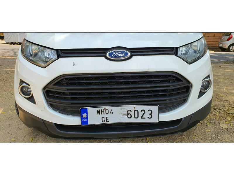 Used 2013 Ford EcoSport Car In Nagpur