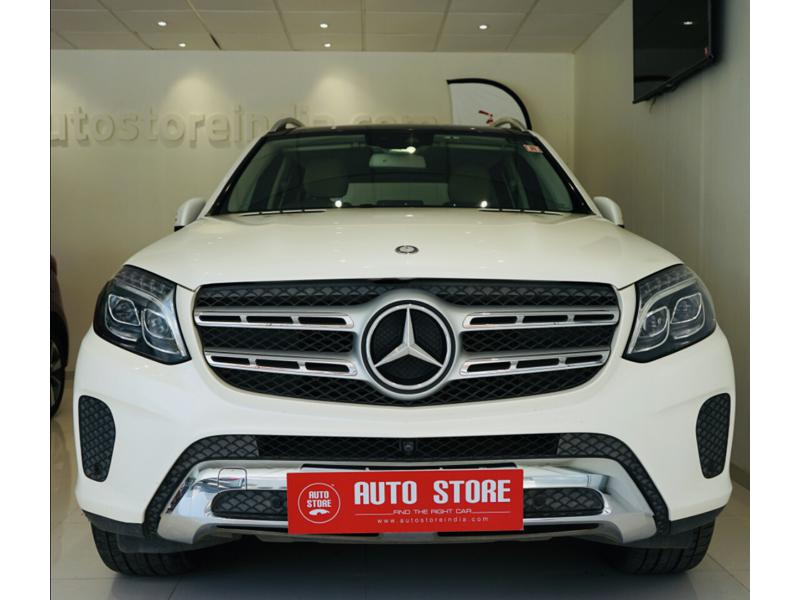 Used 2017 Mercedes Benz GLS Car In Nashik