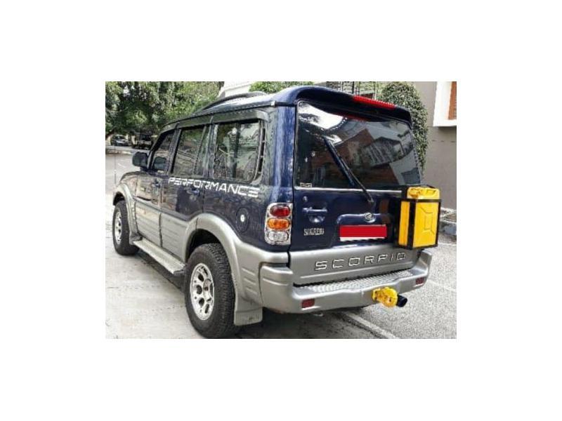 Used 2005 Mahindra Scorpio Car In Bangalore