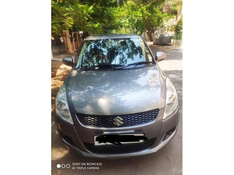 Used 2014 Maruti Suzuki Swift Car In Chennai