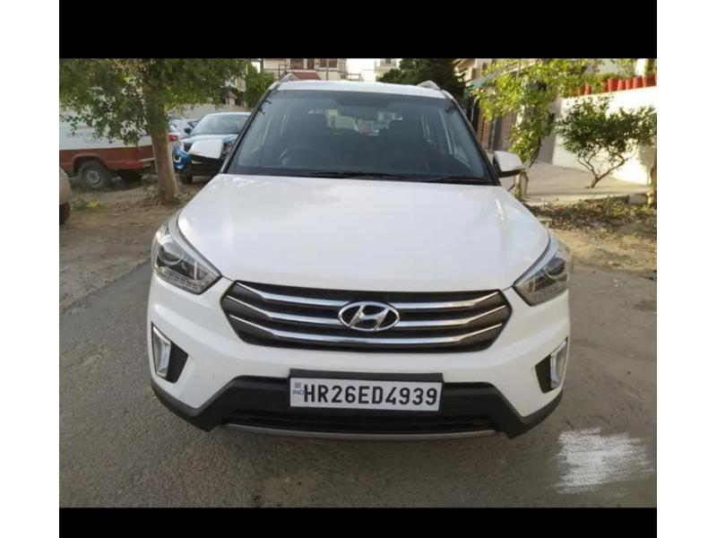 Used 2016 Hyundai Creta Car In Gurgaon