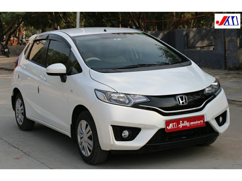 Used 2018 Honda Jazz Car In Ahmedabad