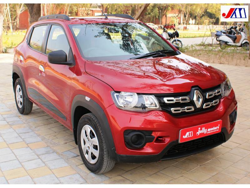 Used 2016 Renault Kwid Car In Ahmedabad