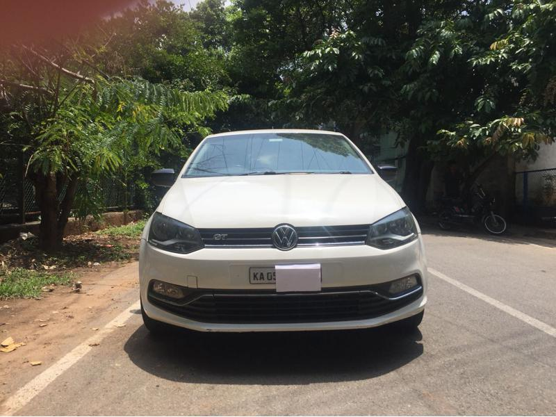 Used 2015 Volkswagen Polo Car In Bangalore