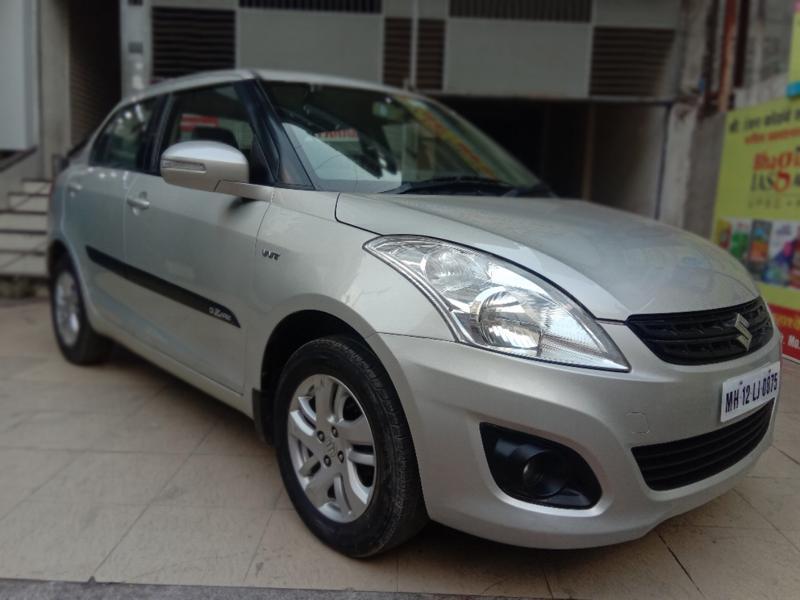 Used 2014 Maruti Suzuki New Swift DZire Car In Pune
