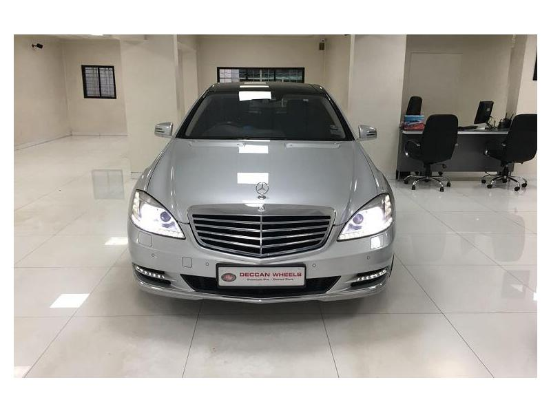 Used 2012 Mercedes Benz S Class Car In Pune