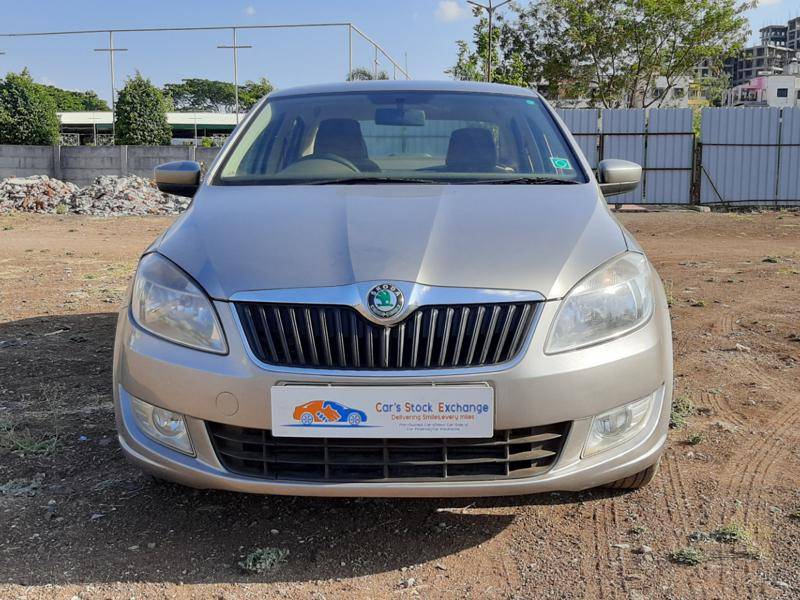 Used 2012 Skoda Rapid Car In Nashik