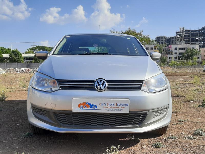 Used 2010 Volkswagen Polo Car In Nashik