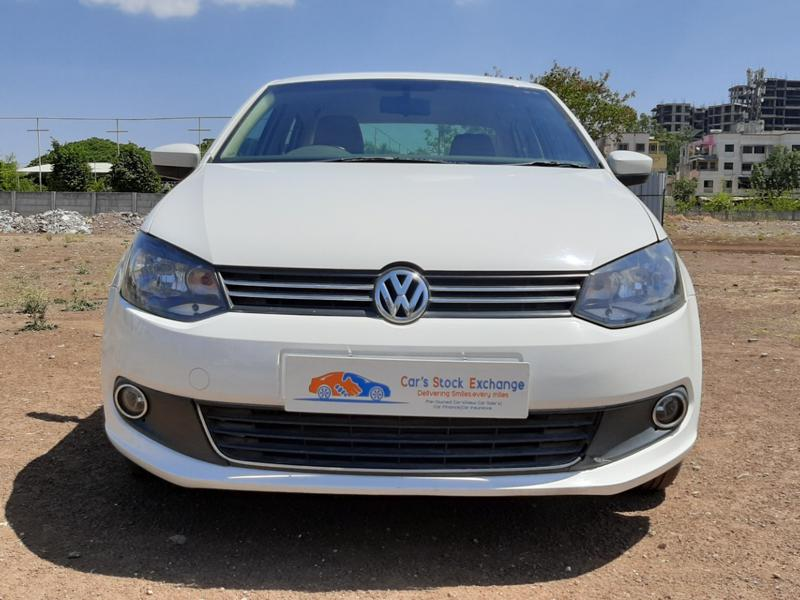 Used 2014 Volkswagen Vento Car In Nashik