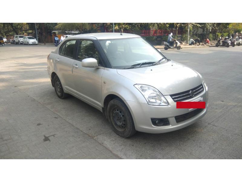 Used 2010 Maruti Suzuki Swift Dzire Car In Pune