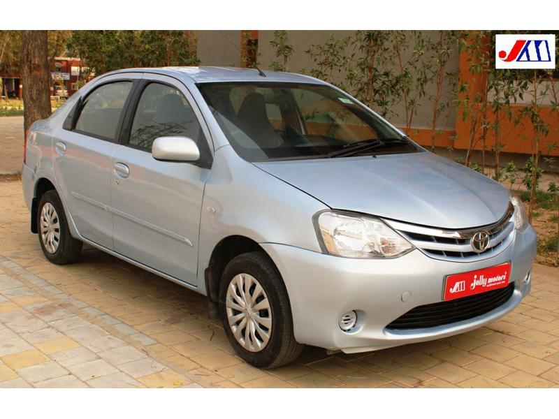 Used 2011 Toyota Etios Car In Ahmedabad