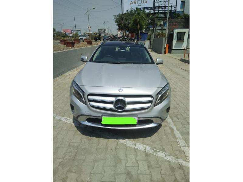 Used 2017 Mercedes Benz GLA Class Car In Pune