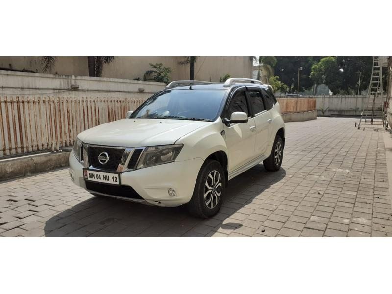 Used 2017 Nissan Terrano Car In Thane