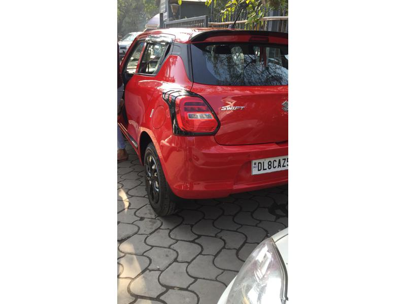 Used 2020 Maruti Suzuki Swift Car In New Delhi