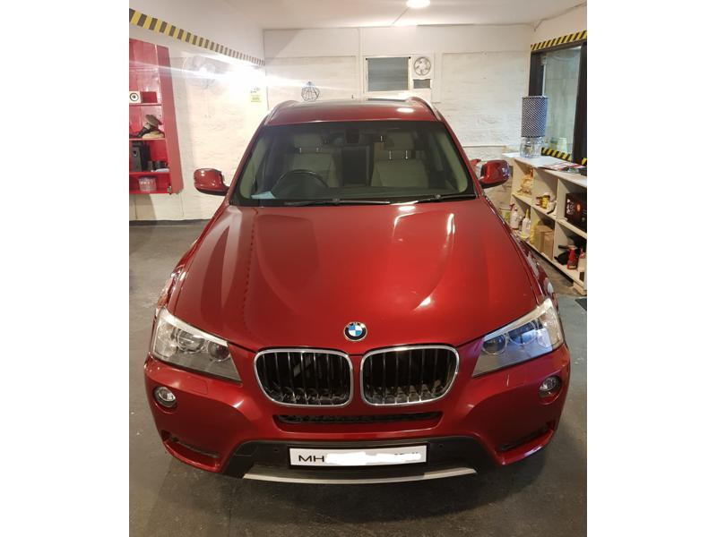 Used 2012 BMW X3 Car In Bangalore