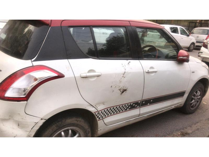 Used 2015 Maruti Suzuki Swift Car In New Delhi