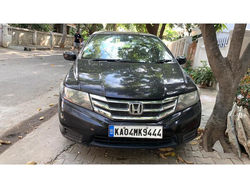 Used 2012 Honda City Car In Bangalore