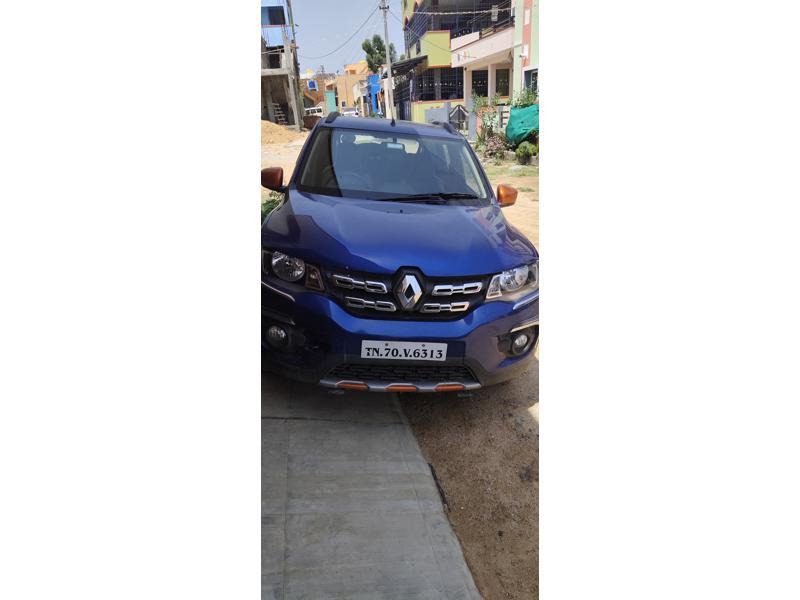 Used 2017 Renault Kwid Car In Hosur