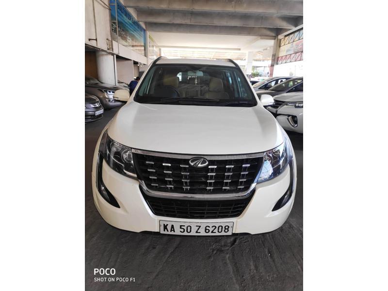 Used 2018 Mahindra XUV500 Car In Bangalore