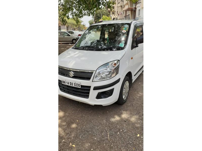 Used 2013 Maruti Suzuki Wagon R 1.0 Car In Pimpri-Chinchwad