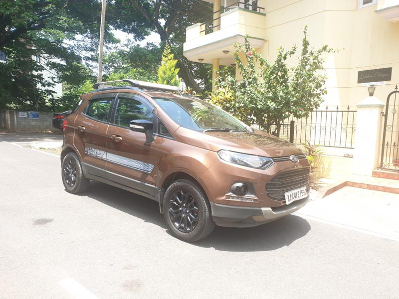 Used 2016 Ford EcoSport Car In Bangalore