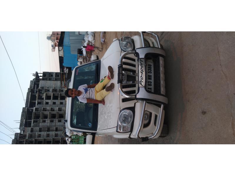 Used 2012 Mahindra Scorpio Car In Bangalore
