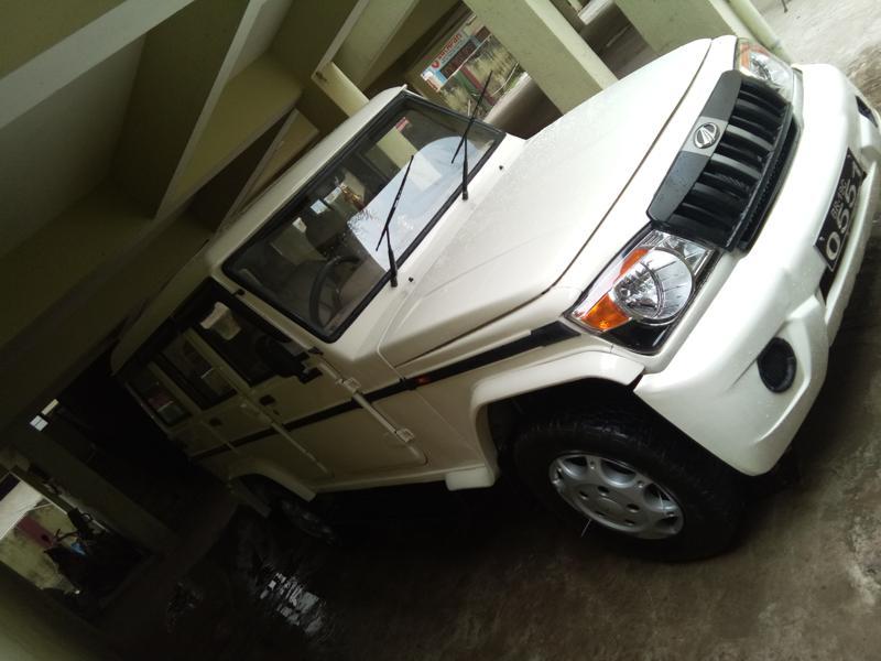 Used 2009 Mahindra Bolero Car In Patna