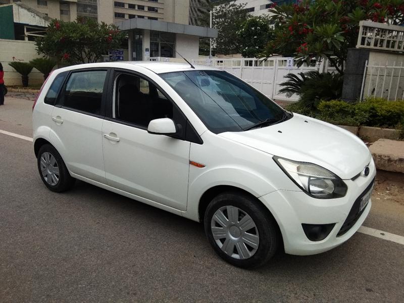 Used 2011 Ford Figo Car In Bangalore