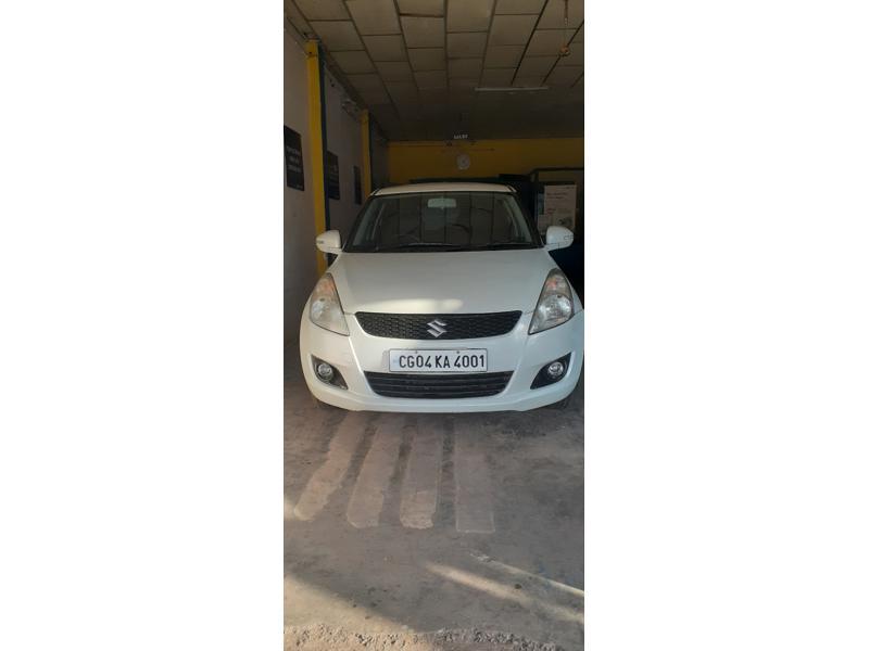 Used 2012 Maruti Suzuki Swift Car In Bhilai