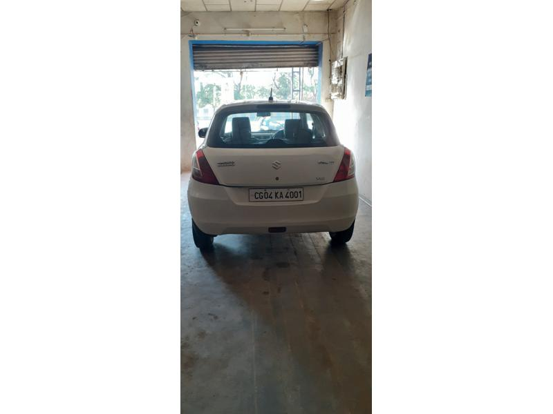 Used 2012 Maruti Suzuki Swift Car In Bhilai